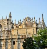 Cathédrale et Giralda de Séville © Andha Luz