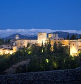 L'Alhambra et la Sierra Nevada - Grenade © Turgranada