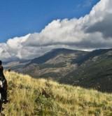 Randonnée équestre sur les sommets de la Sierra Nevada
