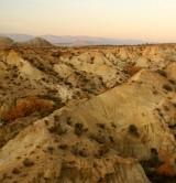 De Grenade au désert de Tabernas par la Sierra Nevada