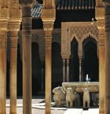 Cour des Lions - Palais nasrides de l'Alhambra - Grenade © Turgranada