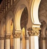 Synagogue Santa María La Blanca de Tolède  © Pedronchi