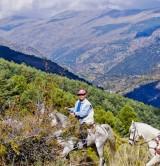 A cheval dans les Alpujarras et ses villages blancs