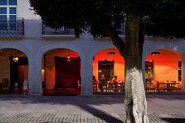 Hotel plaza vieja lounge