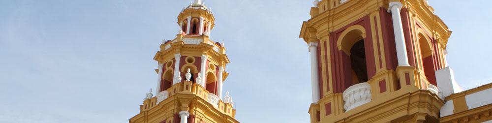 Eglise à Séville